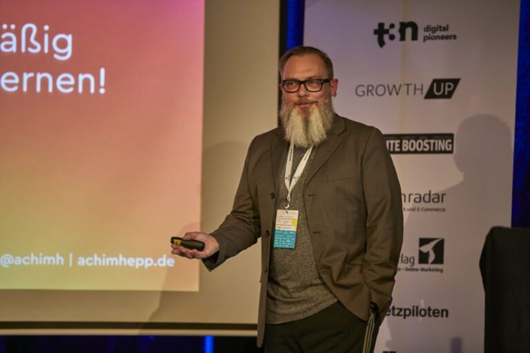 Achim Hepp Speaker hallo digital 2019