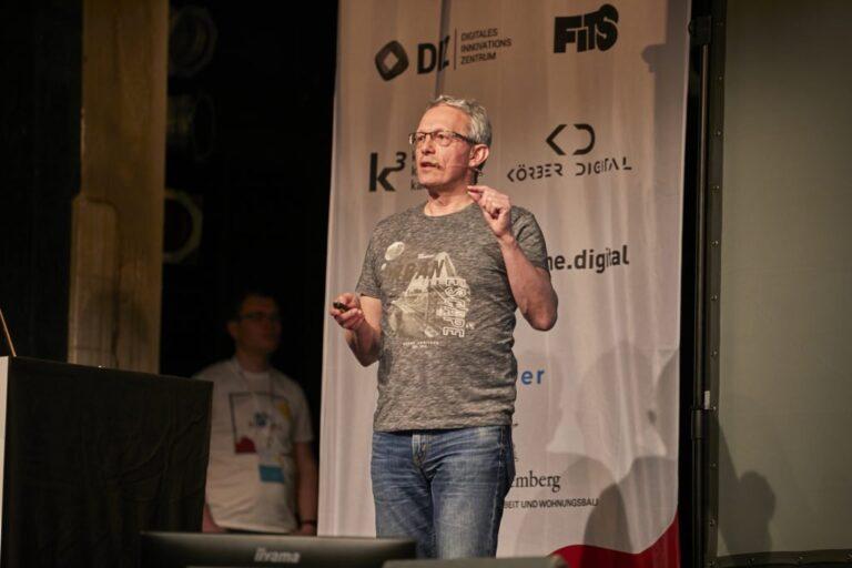 Dr. Jürgen Rink Speaker hallo digital 2019