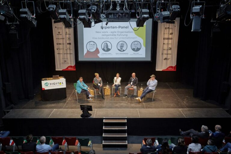 Expert Panel hallo digital 2019 Tollhaus