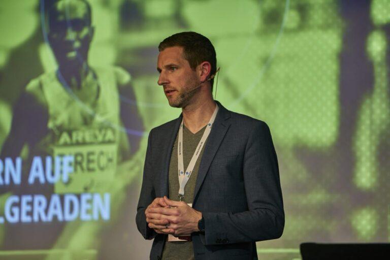 Florian Bernard Speaker hallo digital 2019