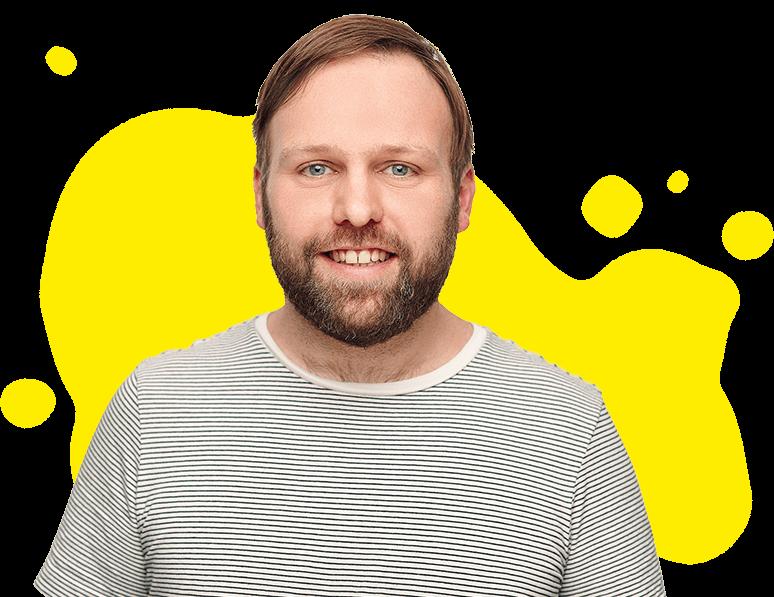 Profilfoto von Learn-Enthusiast Lars Grasemann