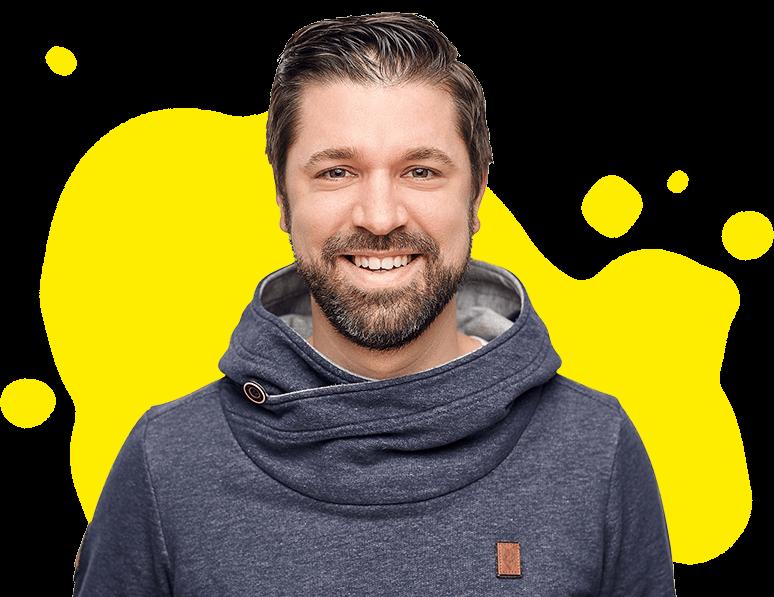Profilfoto von Marketing-Enthusiast Timo Krause