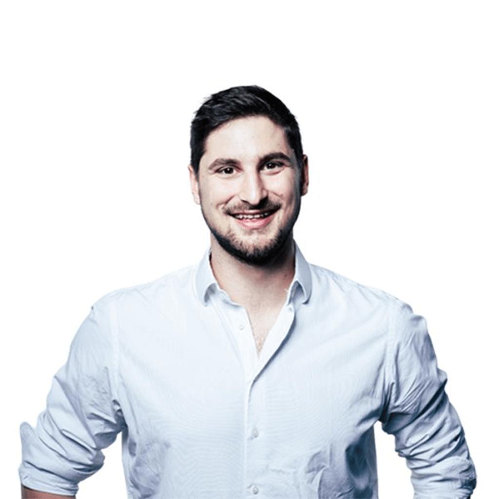 Profilfoto von Alexander Leichter, eCommerce-Experte von byrd und Speakerin der hallo.digital Convention 2021