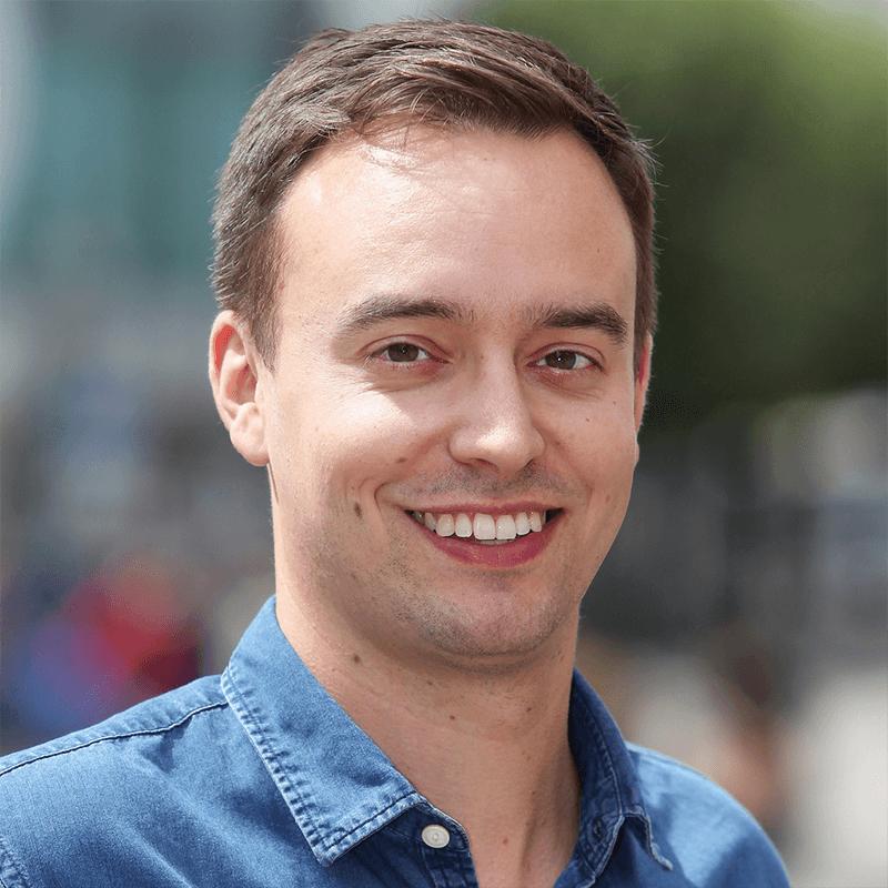 Profilfoto von Daniel Stahl von der BNN, Speaker der hallo.digital Convention 2021