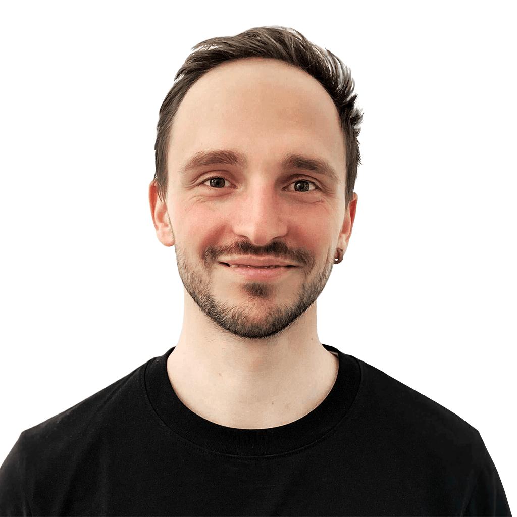 Profilfoto von Finnegan Bitsch, Social-Media-Experte von den Marketing Monsters und Speaker der hallo.digital Convention 2021