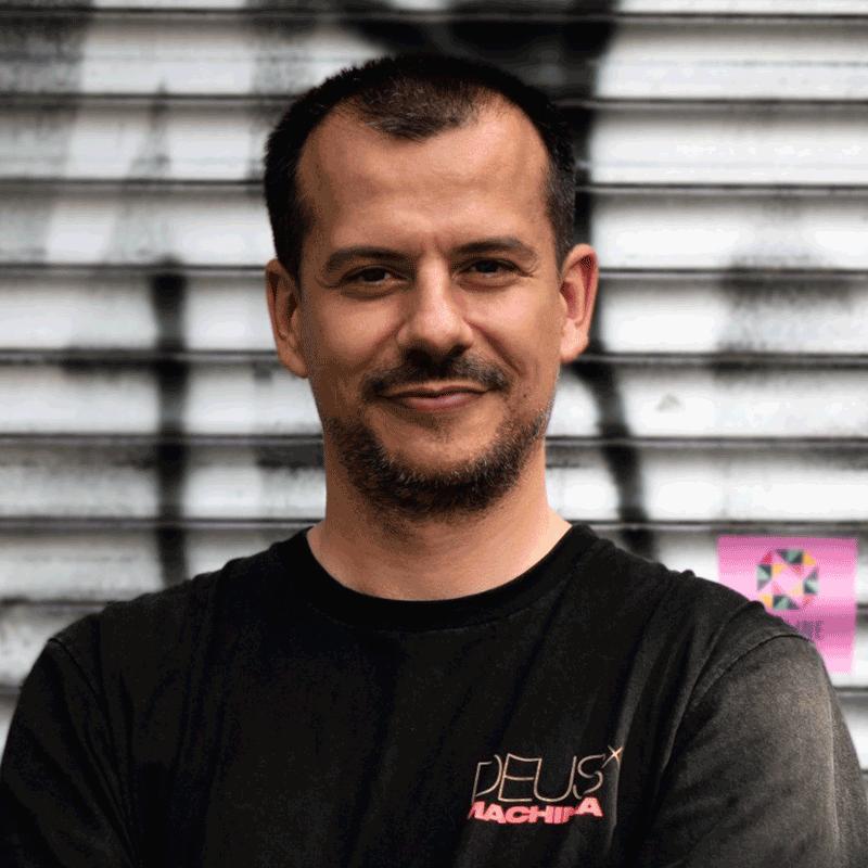 Profilfoto von Marin Curkovic von ODALINE und Speaker der hallo.digital Convention 2021