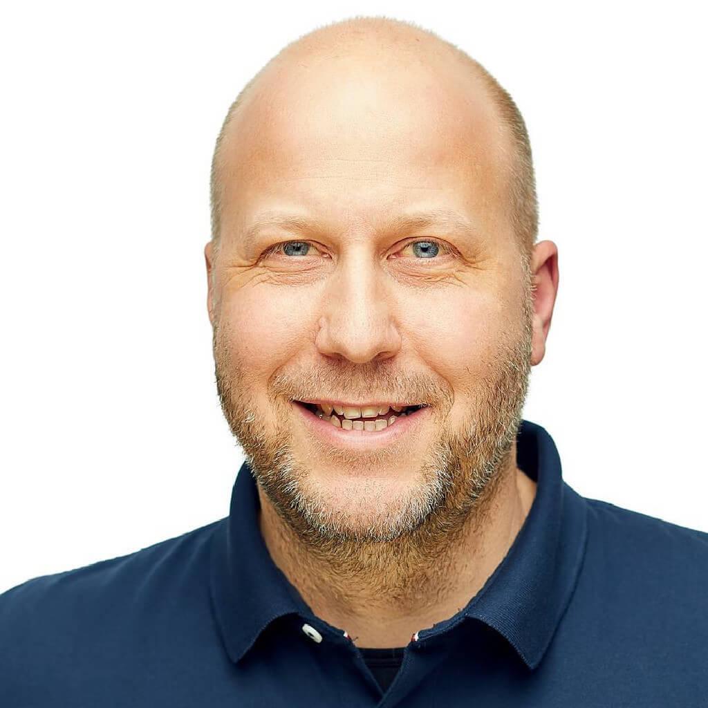 Profilfoto von Michael Korb, eCommerce-Expertr der Gartenmöbel Company und Speaker der hallo.digital Convention 2021