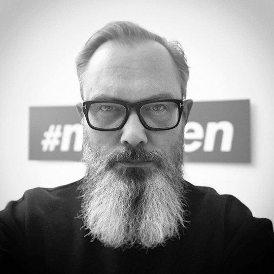 Portraitfoto von Achim Hepp, Speaker bei der hallo.digital Convention 2019