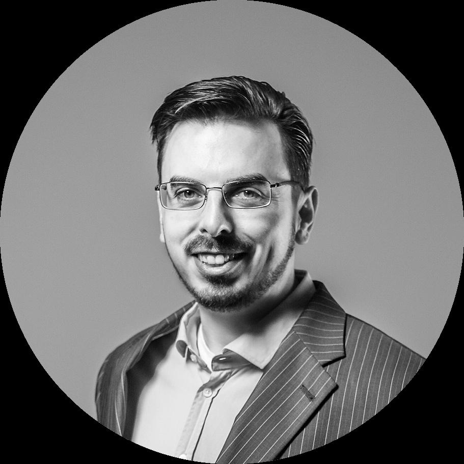 Portraitfoto von Bastian Karweg, Speaker bei der hallo.digital 2018