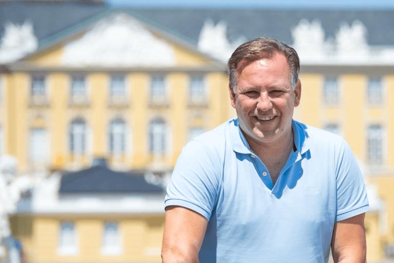Frank Theurer City Manager Karlsruhe