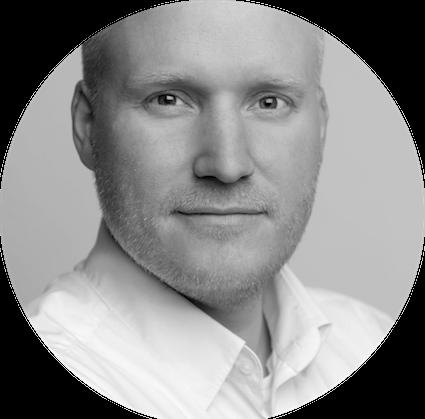 Portraitfoto von Björn Tantau, Speaker bei der hallo.digital 2018