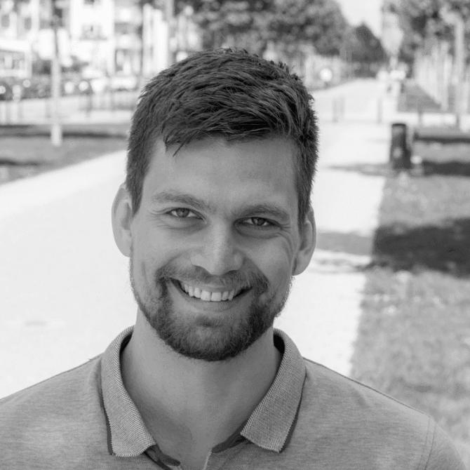 Portraitfoto von Daniel Kaiser, Speaker bei der hallo.digital Convention 2019