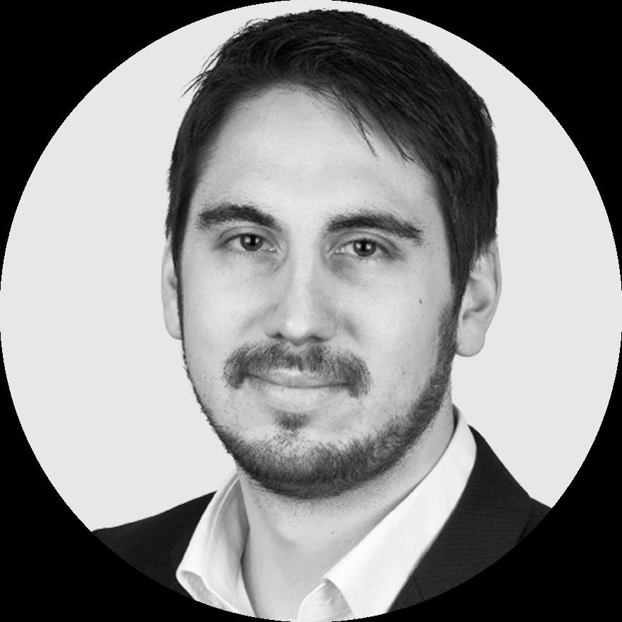Portraitfoto von Fabian Stein, Speaker bei der hallo.digital 2018