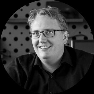 Portraitfoto von Fabian Ziegler, Speaker bei der hallo.digital 2018