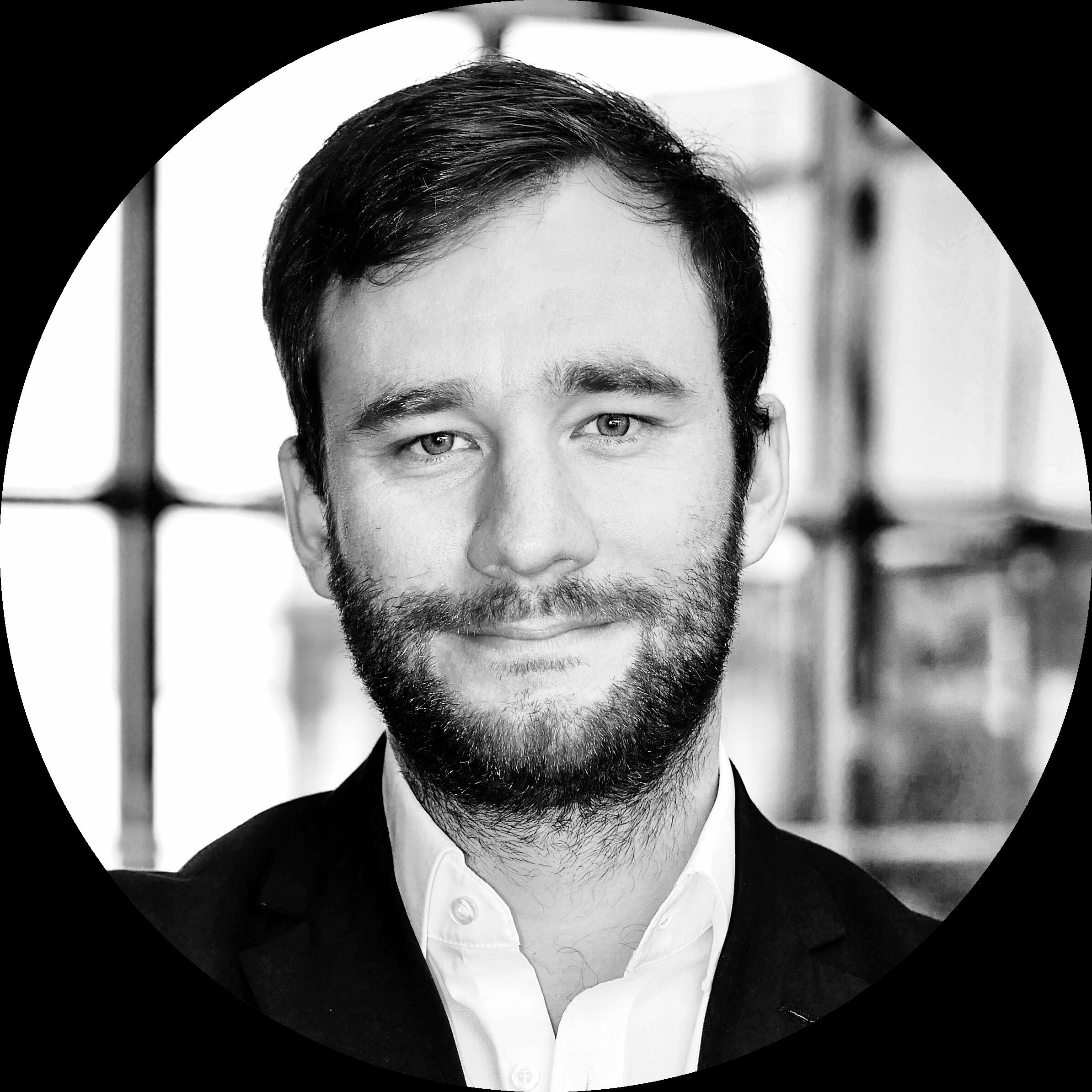 Portraitfoto von Johannes Hauner, Speaker bei der hallo.digital 2018