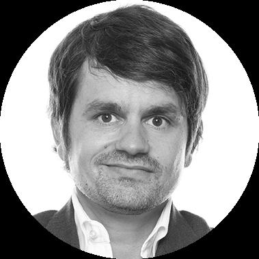 Portraitfoto von Marcus Tandler, Speaker bei der hallo.digital 2018