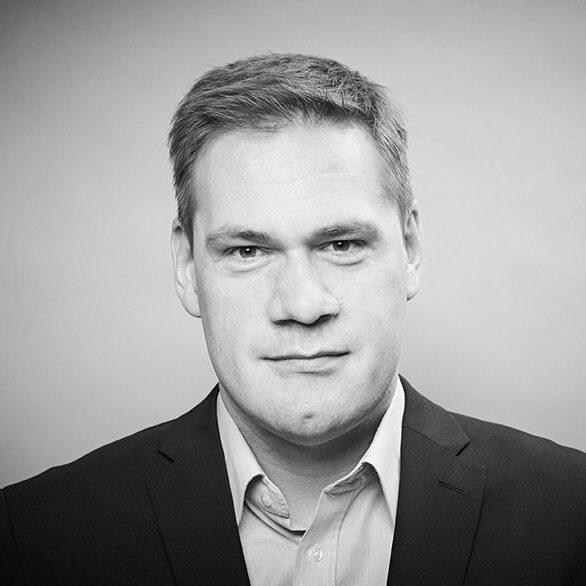 Portraitfoto von Markus Hievener, Speaker bei der hallo.digital Convention 2019