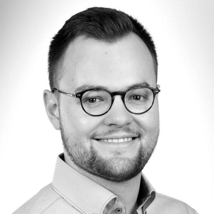 Portraitfoto von Martin Faltl, Speaker bei der hallo.digital Convention 2019