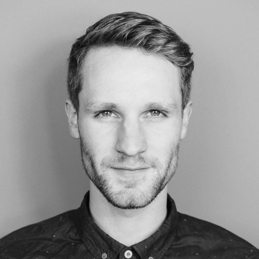 Portraitfoto von Speaker Steffen Geldner, hallo.digital 2017
