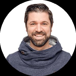 Portraitfoto von Timo Krause, Marketing Enthusiast
