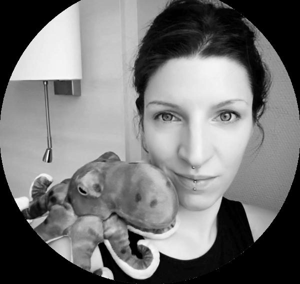 Portraitfoto von Gianna Brachetti Truskawa, Speakerin bei der hallo.digital 2018