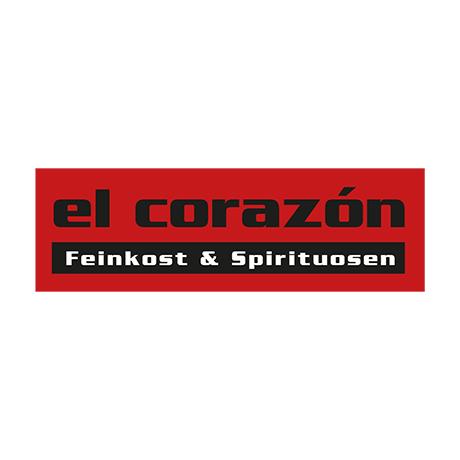 Logo von el corazon