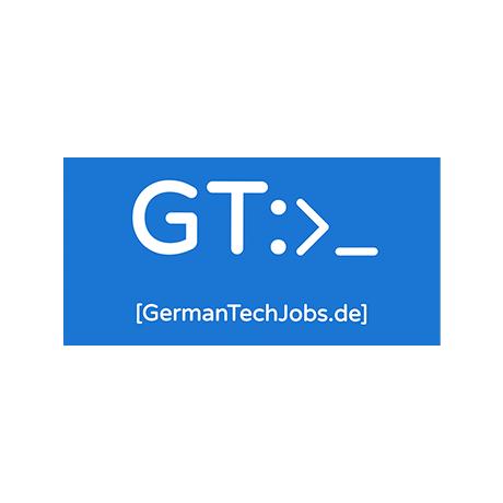 Logo von GermanTechJobs
