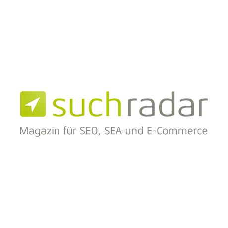 Logo von suchradar