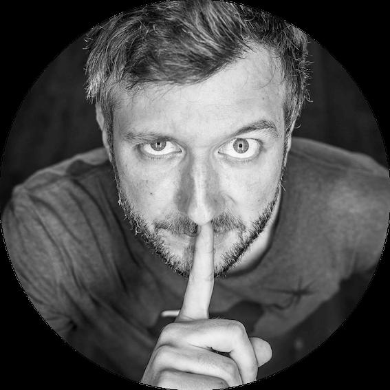 Portraitfoto von Tilman Werthschule, Speaker bei der hallo.digital 2018