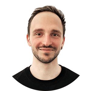 Rundes Portrait des Trainers Finnegan Bitsch von den Marketing Monsters